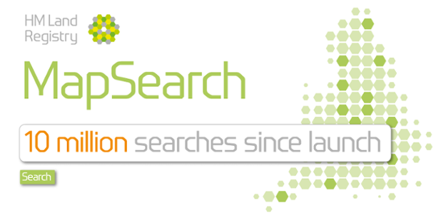 HM Land Registry's Annual Report and Accounts - MapSearch