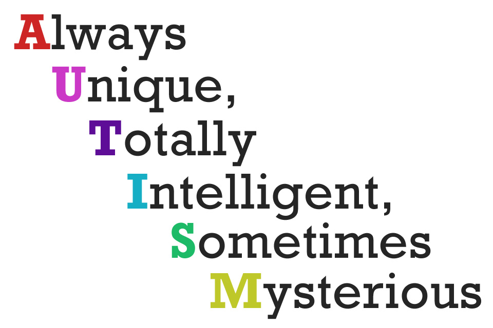 Always Unique, Totally Intelligent, Sometimes Mysterious