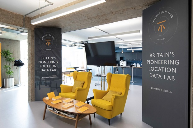 The Geovation Hub in Clerkenwell, London