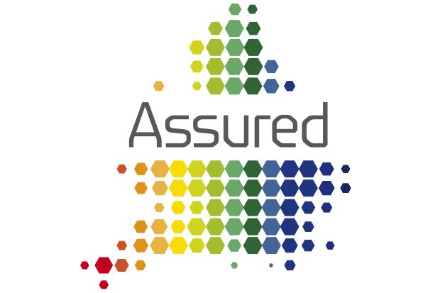 Logo of HM Land Registry's Assured network.
