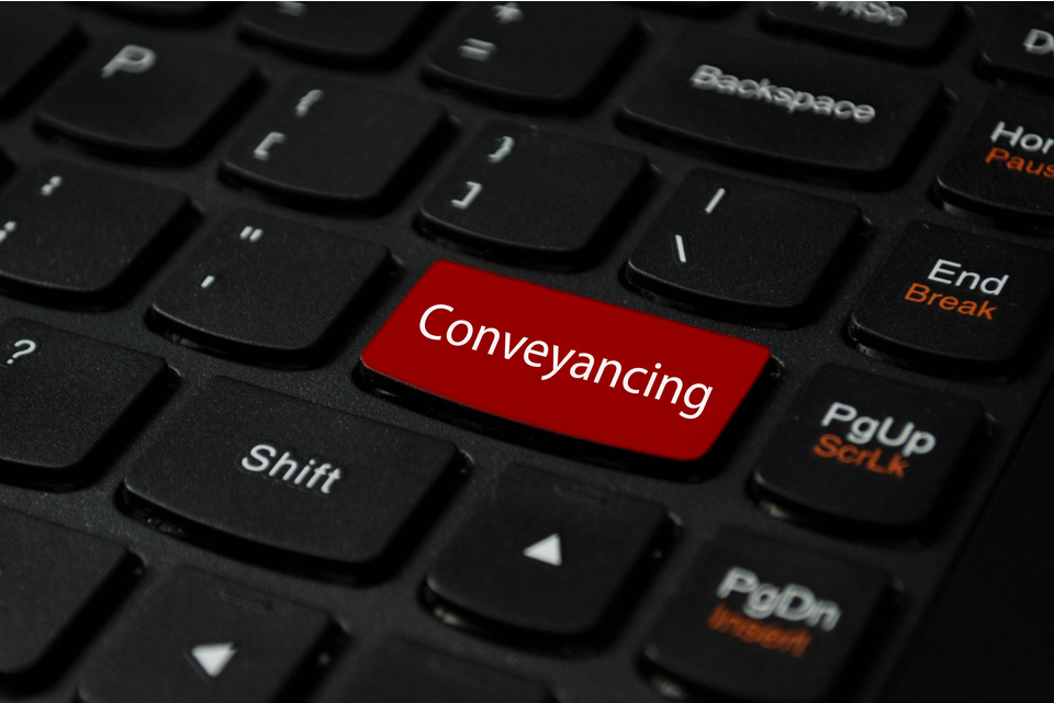 Digital land registration – a vision for the future of digital conveyancing
